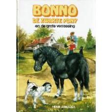 Bonno, de zwarte pony en de grote verrassing