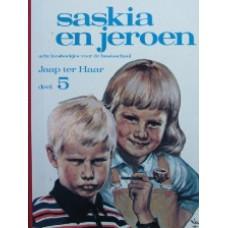 Saskia en Jeroen - schoolboekje deel 5