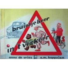 Eerbied voor het leven 01 - Bruintje Beer in het verkeer