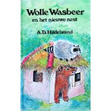 Wolle Wasbeer en het nieuwe nest