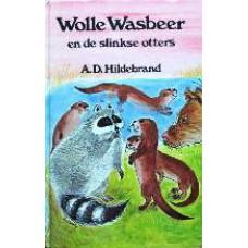 Wolle Wasbeer en de slinkse otters