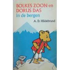 Bolkes zoon en Dorus Das in de bergen