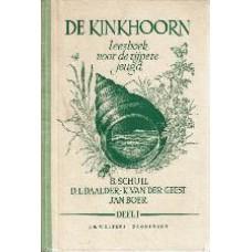 De Kinkhoorn 1 Leesboek voor de rijpere jeugd