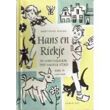 Hans en Riekje 4 - In Amsterdam, die grote stad