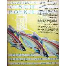 Calvé-Delft's Vischboekje