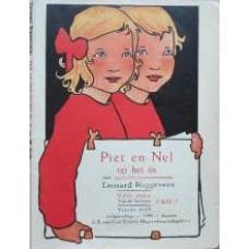 Piet en Nel op het ijs