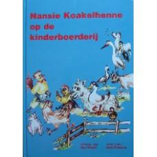Nansie Koakelhenne op de kinderboerderij