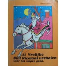 11 vrolijke Sint Nicolaas verhalen
