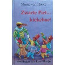 Zwarte Piet . . . Kiekeboe!
