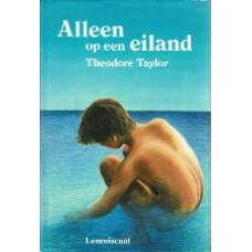 Alleen op een eiland