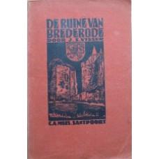 De ruine van Brederode - met afbeeldingen en wandelkaart