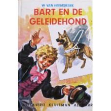 Bart en de geleidehond