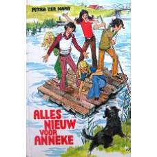 Alles nieuw voor Anneke