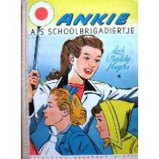 Ankie als schoolbrigadiertje