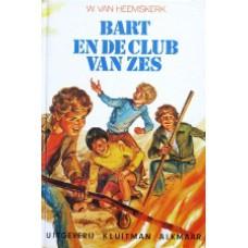 Bart en de club van zes