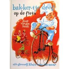 Bakkertje Deeg op de fiets