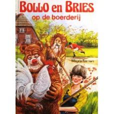Bollo en Bries op de boerderij