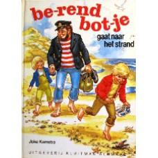 Berend Botje gaat naar het strand