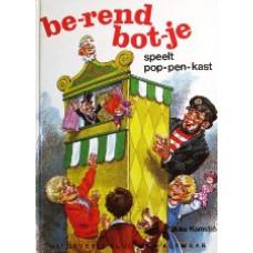 Berend Botje speelt poppenkast