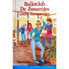 Balletclub De Zwaantjes zoekt danseresjes