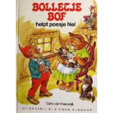 Bolletje Bof helpt poesje Nel