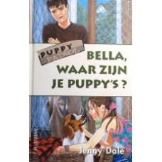 Bella, waar zijn je puppy's?