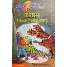 Zebbi heeft honger
