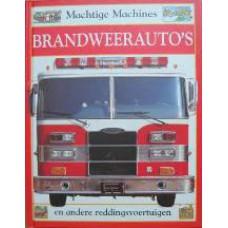 Brandweerauto's en andere reddingsvoertuigen