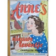 Anne's nieuwe leventje