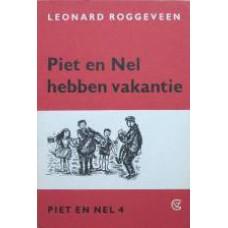 Piet en Nel hebben vakantie