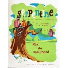 Serpentine 07 - Rex de speurhond
