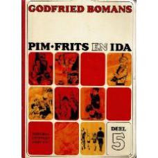 Pim, Frits en Ida 5 - De schat van Brederode
