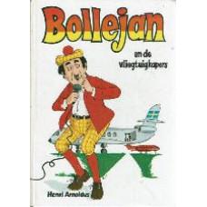 Bollejan en de vliegtuigkapers (15x21 cm)