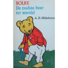 Bolke, de oudste beer ter wereld