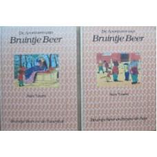 De avonturen van Bruintje Beer 1 t/m 8