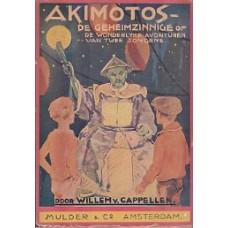 Akimotos de geheimzinnige of de wonderlijke avonturen van twee jongens