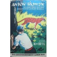 Anton Romijn, hollandsche jongen in Indië