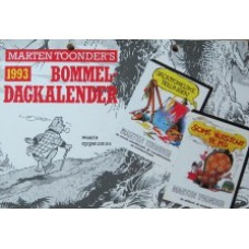 1993 Bommel dagkalender; Grondstoffelijke trillingen, Soms verstout ik mij