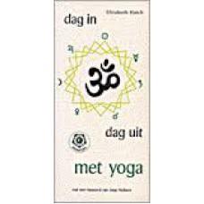 Dag in dag uit met yoga