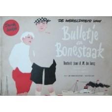 De wereldreis van Bulletje en Bonestaak 3e boekje