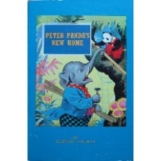 Peter Panda's new home