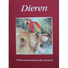 Dieren, volksverhalen uit kleurrijk Nederland