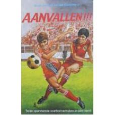 Aanvallen!!!-Koning Voetbal & Rood-Wit in de aanval