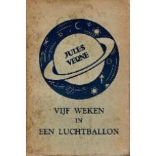 1941 deel 01 - Vijf weken in een luchtballon delen 1 en 2