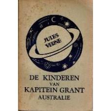 1941 deel 12 - De kinderen van kapitein Grant, Australië