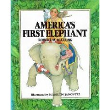America's First Elephant