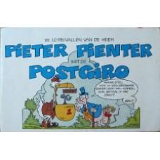 De lotgevallen van Pieter Pienter met de postgiro