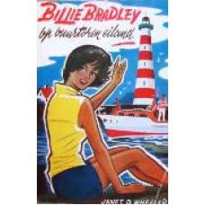 Billie Bradley op vuurtoreneiland