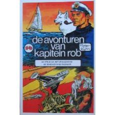 De avonturen van kapitein Rob 14