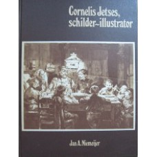 Cornelis Jetses, schilder~illustrator